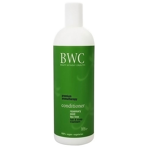 BWC Premium Aromatherapy hair conditioner, Rosemary mint and tea tree - 16 oz