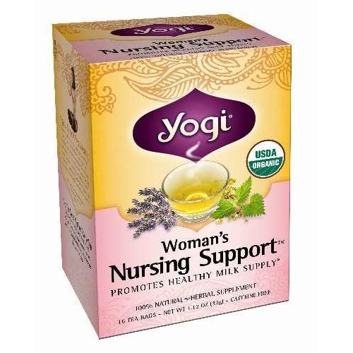 Yogi tea pack of 6 - 16 bags