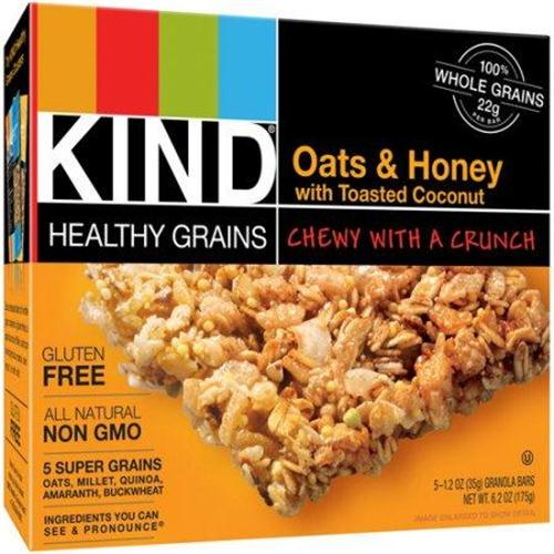 Kind healthy grains bars pack of 8 - 1.2 oz, 8 pack