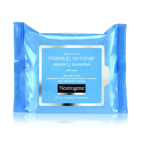 Neutrogena make up remover refill towelettes - 25 ct