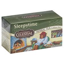 Celestial seasonings sleepytime natural herb tea - 20 bags