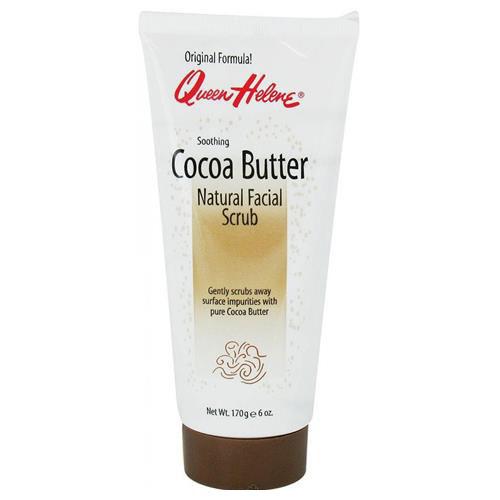 Queen Helene Cocoa Butter Natural Facial Scrub - 6 oz