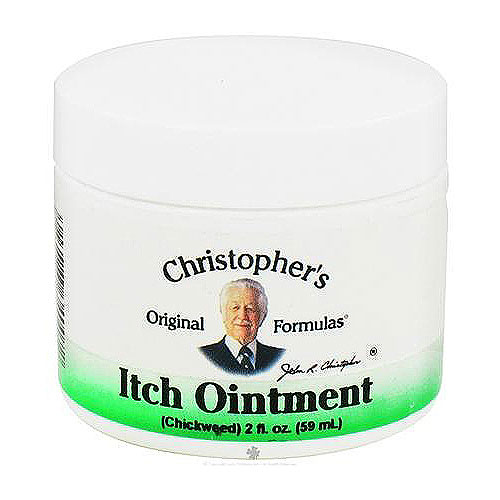 Dr. Christopher Itch ointment, 2 oz