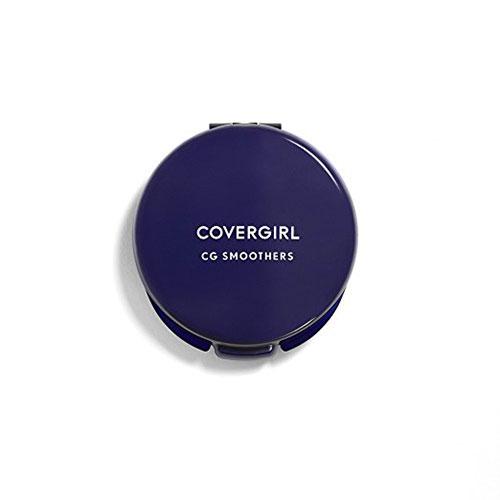 Covergirl smoothers pressed powder foundation 715, translucent medium-n - 2 ea