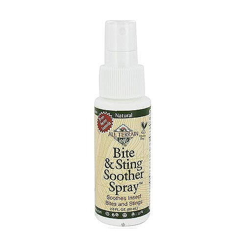 All Terrain bite and sting soother spray - 2 oz