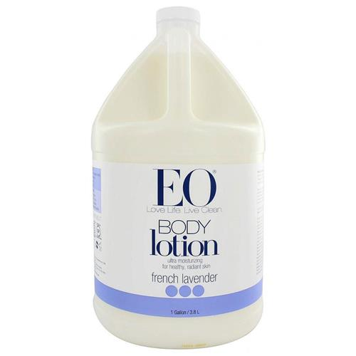EO Products Ultra Moisturizing Body Lotion French Lavender - 1 Gallon
