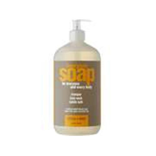 Eo products everyone soap for men cedar and citrus - 32 oz.