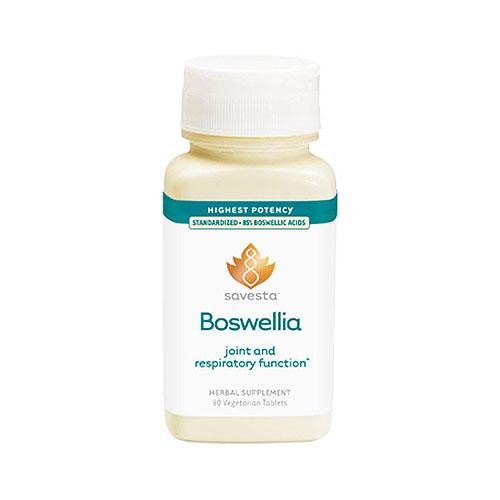 Avesta boswellia joint and respiratory function highest potency tablets, 60 ea
