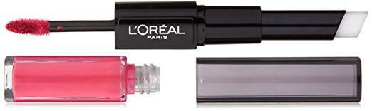 Loreal paris cosmetics infallible pro last color lipstick, berry chic - 2 ea, 2 pack