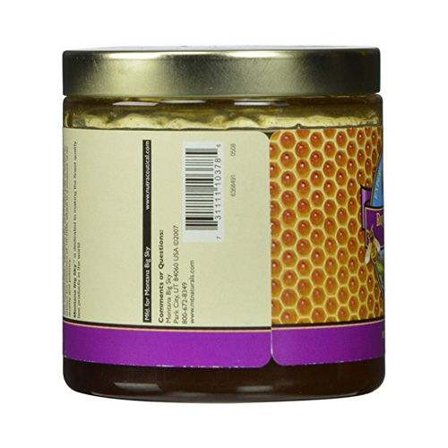 Montana big sky royal jelly 30000 in honey - 11 oz
