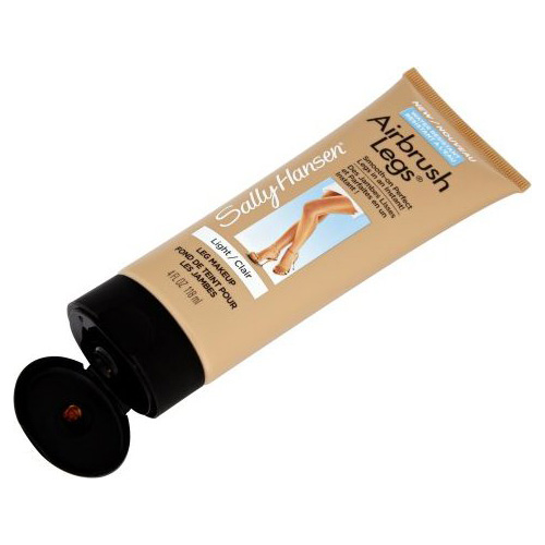Sally Hansen Airbrush Legs Tan Leg Makeup, Bronze - 2 ea