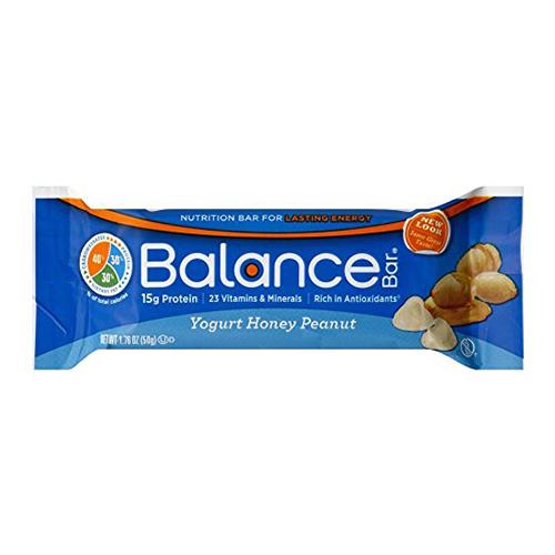 Balance yogurt honey peanut nutrition bar - 1.76 oz, 6 pack