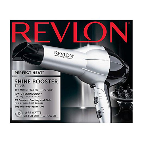 Revlon rv484 ionic 1875 watt hair dryer - 1 ea