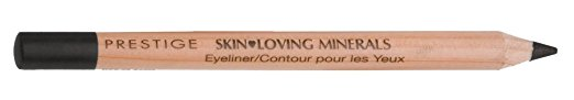 Prestige cosmetics mineral shaper eye liner pencil , onyx - 2 ea