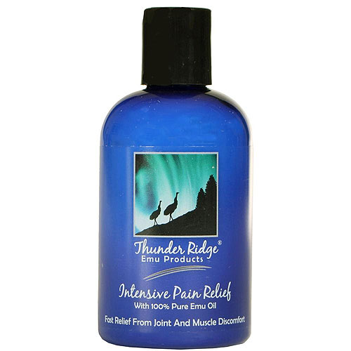 Thunder Ridge Emu Products Intensive Pain Relief - 4 oz