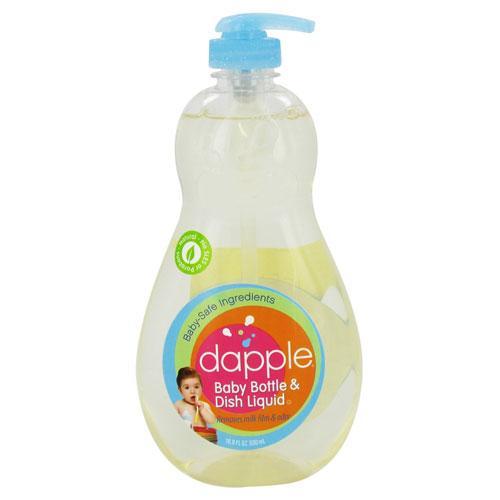 Dapple baby bottle and dish liquid - 16.9 oz