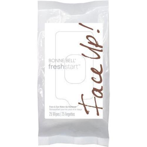Bonne bell fresh start makeup remover wipes - 3 ea