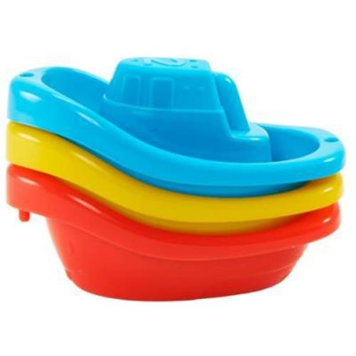 Munchkin bath fun little boats train toy - 4 ea