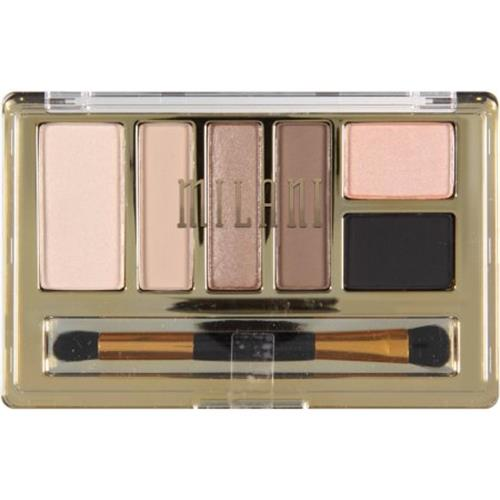 Milani everyday eyes eyeshadow collection, must have naturals - 3 ea