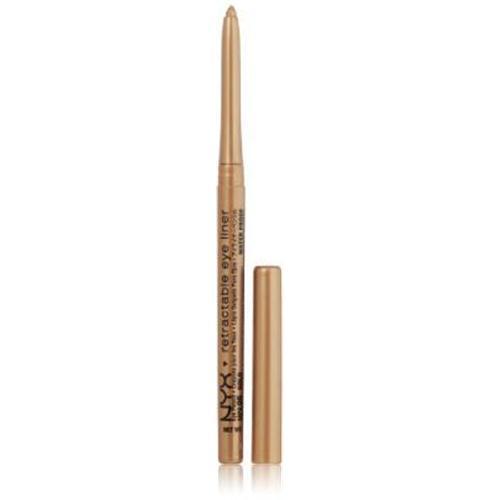 Nyx mechanical eye pencil, gold - 3 ea