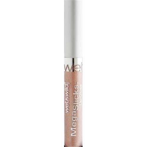 Wet n wild megaslicks lip gloss rose gold -  3 ea